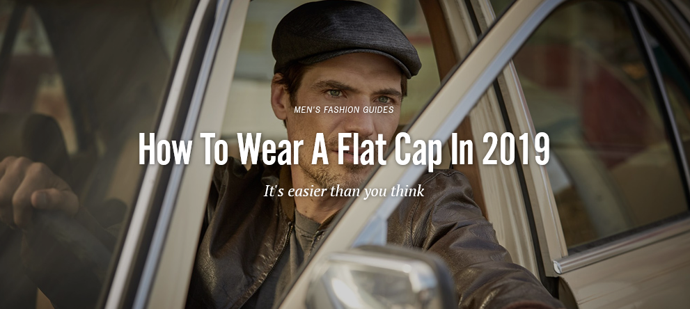 Our Bailey and Kangol brands received press on Fashionbeans.com
